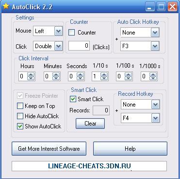descargar autoclick 2.2 gratis